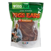 Vitapet Pigs Ears 6 Pack
