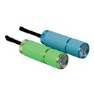 Necessities Brand 9 LED Torch Assorted Colours