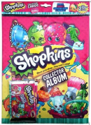 Shopkins Collector Album with Cards