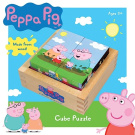 Peppa Pig Cube Puzzle
