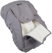 Jolly Jumper Arctic Sneak-A-Peek - Grey