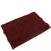 Fantastic Job Soft Shaggy Non Slip Absorbent Bath Mat Bathroom Shower Rugs Carpet