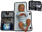 Luxury All in One Portable / Travel Nappy Changing Pad / Mat
