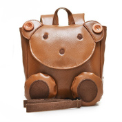 E'Plaza® Brown Bear Baby Toddler Walking Backpack Reins Bag for Kid Children