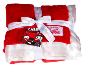 Case IH Red Baby Blanket