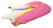 Baby Deedee Sleep Nest Baby Sleeping Bag, Candy Pink, Small
