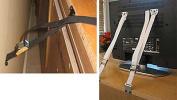 Anti-Tip Furniture/Flat Screen TV Safety Strap