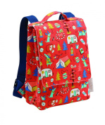 SugarBooger Kiddie Play Back Pack, Happy Camper