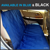 Bench Seat Protector For Infant Carseats - Catch Crumbs & Spills. Lifelong Promise. Available In Black Or Blue.