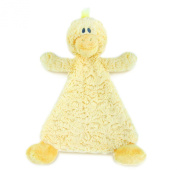 Nat and Jules Rattle Blankie, Daddles Duck