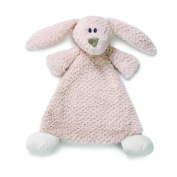 Nat and Jules Rattle Blankie, Belina Bunny