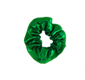 Obersee Kids Hair Tie Scrunchie, Green, One Size