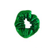 Obersee Kids Hair Tie Scrunchie, Green, One Size