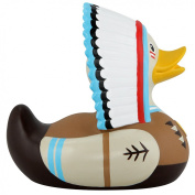 Bud Duck ~ Collectible Deluxe Rubber Duck ~ CHIEF