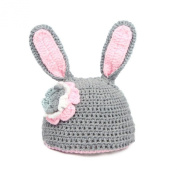 Tonsee® Baby Girls Boy Newborn 0-9 Month Knit Crochet Minnie Clothes Photo Prop Outfits