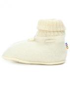 Double Layer Merino Wool Fleece Baby Booties