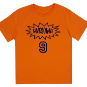 """Awesome at 23cm - Kids' Unisex Birthday T Shirt Gift"