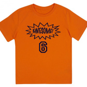 """Awesome at 15cm - Kids' Unisex Birthday T Shirt Gift"