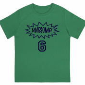 """""""Awesome at 15cm - Kids' Unisex Birthday T Shirt Gift"""