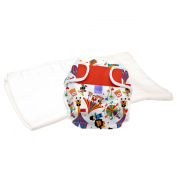 Bambino Mio Miosoft Reusable Nappy Trial Pack