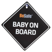 BESAFE Baby on Board sign