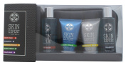 Style & Grace Skin Expert for Him The Travellers Bag Gift Set 120ml Shower Gel + 80ml Aftershave Bal