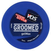 VO5 Extreme Style Groomed Gel Wax, 75ml