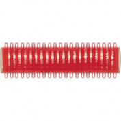 Fripac-Medis Thermo Magic Rollers 13 mm, Red - Pack of 12