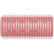 Fripac-Medis Thermo Magic Rollers 24 mm, Pink - Pack of 12