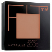 X2 UNITS Maybelline Jade Fit Me Bronzer 200 9 g special offers