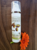 OLIVEALL ORGANIC OLIVE OIL HAND CREAM WITH CHAMOMILE