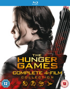 The Hunger Games [Region B] [Blu-ray]