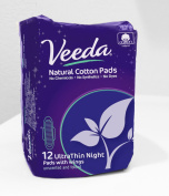 Veeda Ultra Thin Super/Long Towels with wings