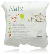 Naty Bio 10 Sanitary Towels Night, 10 per Pack