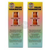 Mr. Pumice Callus Terminator 120ml 2 PC