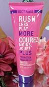Body Raves, Pink Passion Foot Scrub, 180ml