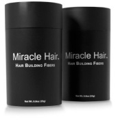 Miracle Hair 50g - 150 Day Supply Hair Building Fibres