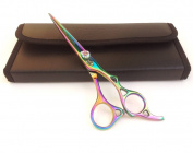 Professional Hairdressing Scissors Hair Cutting Shears Barber Scissors 15cm Japanese Steel with Case