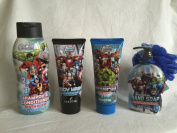 Marvel Avengers 5 Piece Bath and Body Set