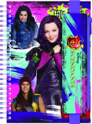 Descendants Novelty Notebook with Pencil Case