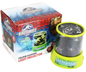 Jurassic World Colour Changing Dinosaur Light Projector