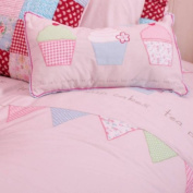 Tea Party Duvet Set Size