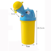 Boys Novelty Portable Potty Urinal for Walking Camping Travel