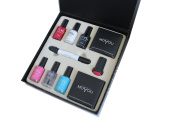 MoYou Nails Original Premium Stamping Nail Art Set Easy to Use on Gel or Natural Nails to Provide You Beautiful and Fashionable Nails
