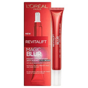 L'Oreal Paris Revitalift Magic Blur Instant Skin Smoother Anti-Ageing Eye Cream - 15 ml