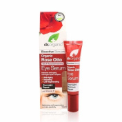 Dr. Organic Bioactive Skincare Organic Rose Otto Eye Serum 15ml