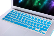 NSSTAR Colourful Contrast Colour Premium Ultra Thin Keyboard Skin Cover Protector Stickers for 33cm & 38cm IMAC, 33cm & 38cm Macbook Pro A1278 A1286, 33cm Macbook Air A1369/3720cm & 38cm MacBook Retina A1502/A1425 A1398,MacBook Pro 43cm with Regular Di ..