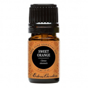 Sweet Orange 100% Pure Therapeutic Grade Essential Oil by Edens Garden- 5 ml