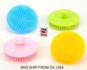 Scalp Shampoo Massage Brushes 4-Pack
