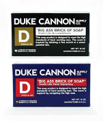 Duke Cannon Large Brick of Soap Pack - Naval Supremacy and Accomplishment - Made in USA